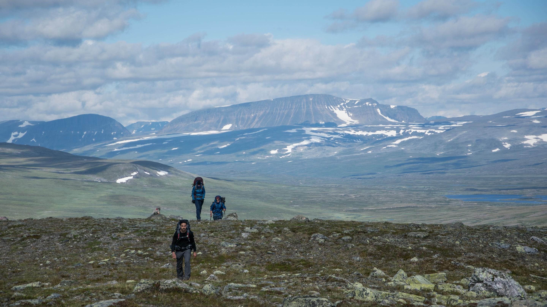 Norwegen Trekking Landschaft 2
