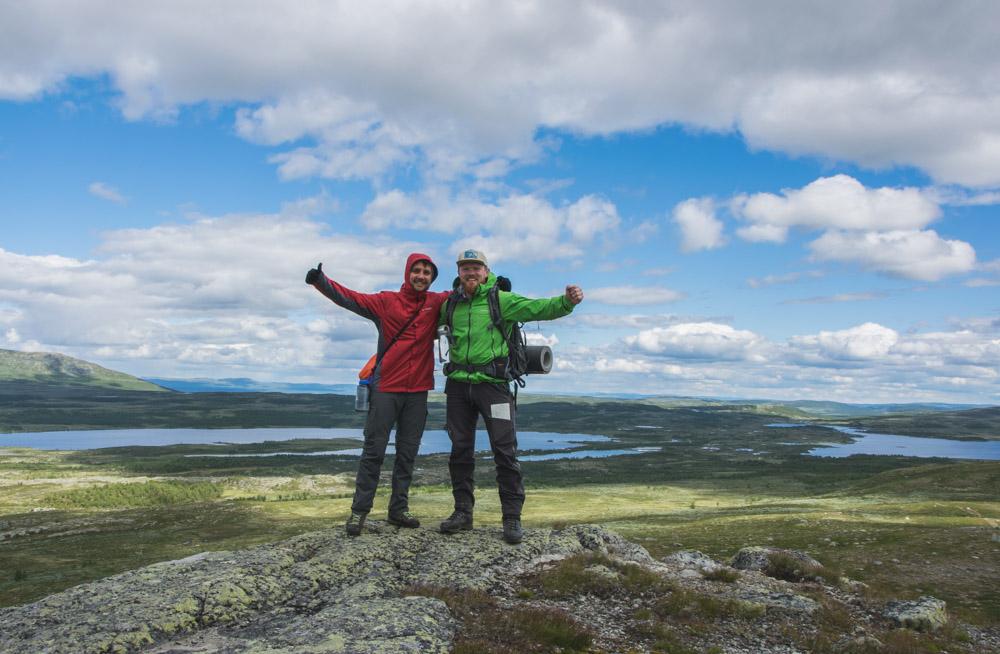 Trekkingtour Langsua Nationalpark 2017 – Die erste Wirvondraussen Tour!