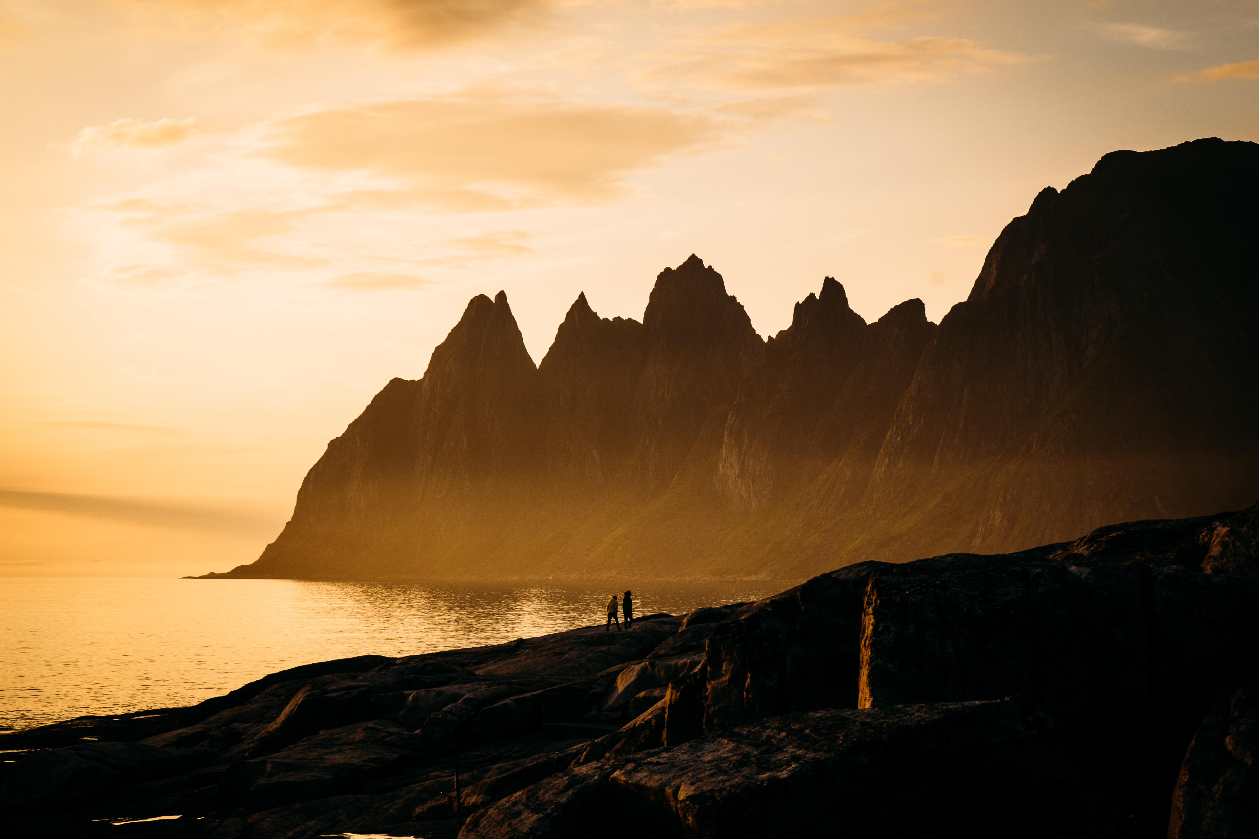 Trekkingtour Norwegen
