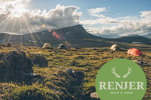 """wild & pure"" Trekkingtour Øvre Dividal Nationalpark powered by renjer.ky"