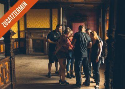 Fotografie Workshop – Lost Place – Schloss Vitzenburg