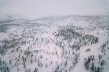 Impressionen Huskyfarm Norwegen-7