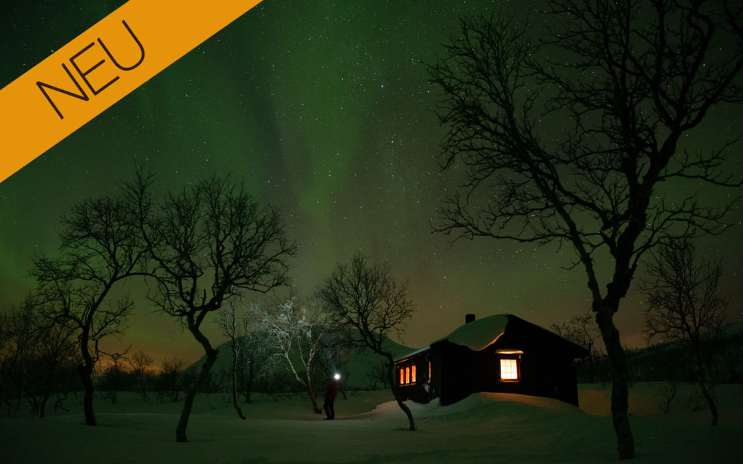 Winterabenteuer Huskyfarm
